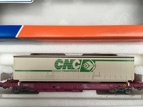 ROCO 46580 SNCF CNC CONTAINER WAGON
