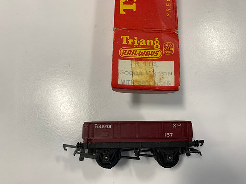 R.113 GOODS WAGON WITH DROP SIDES