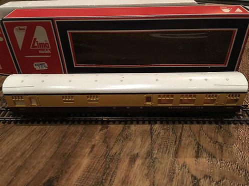 305322W GWR RESTAURANT CAR 9542
