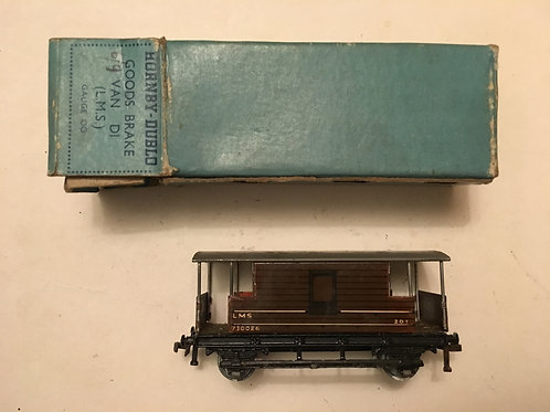 32045 D1 GOODS BRAKE VAN L.M.S. 730026 BOXED 5/1948