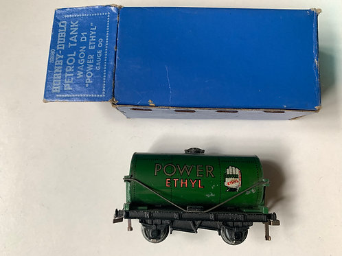 32080 POWER ETHYL PETROL TANK WAGON - BOXED