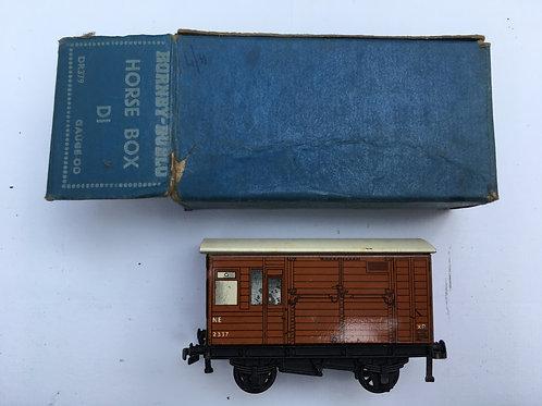 32060 NE HORSE BOX D1 BOXED 10/1950