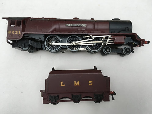 EDL2 DUCHESS OF ATHOLL WITH CASTING FAULT (RARE)