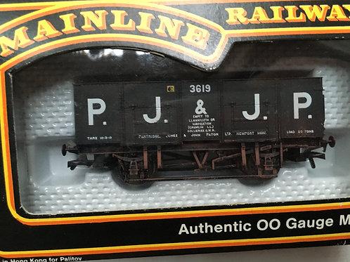 937390 20T MINERAL WAGON PJ & JP