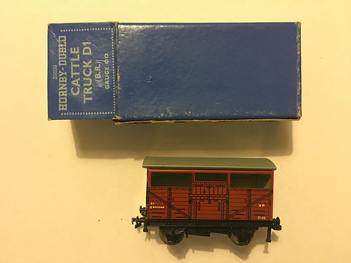 32020 D1 CATTLE TRUCK BR BOXED