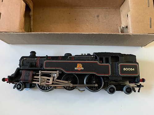 EDL18 2-6-4 BR BLACK TANK LOCOMOTIVE 80054 BOXED