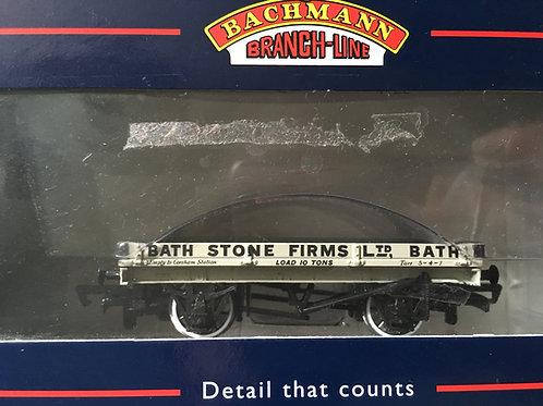 33-405 1 PLANK WAGON BATH STONES FIRMS LTD