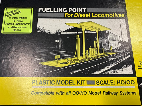 KNIGHTWING - FUELLING POINT FOR DIESEL LOCOMOTIVES