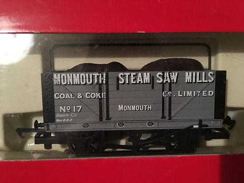 R.6297A 7 PLANK MONMOUTH with SHEET RAIL & COVER No.17