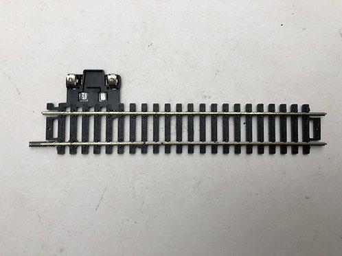 166.5mm STRAIGHT TRACK TERMINAL RAIL