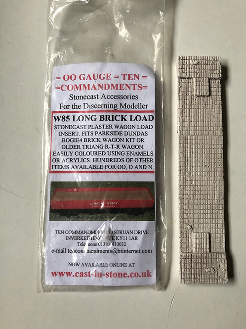 TEN COMMANDMENTS W85 LONG BRICK LOAD
