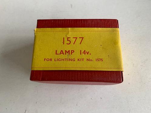 1577 6 x LAMP BULBS FOR 1575 LIGHTING KIT