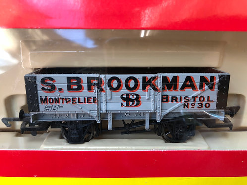 R.6300 5 PLANK WAGON S BROOKMAN - BRISTOL