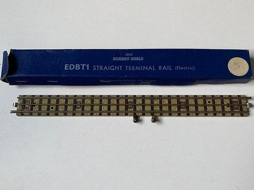 32024 VINTAGE EDBT1 STRAIGHT TERMINAL RAIL - BOXED