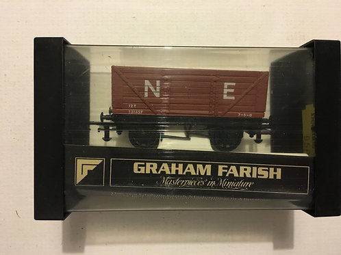 7 PLANK WAGON N.E. BROWN