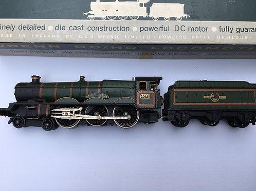 W2221 CASTLE CLASS 4-6-0 CARDIFF CASTLE 4075 BOXED