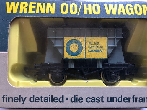 W4626P CEMENT WAGON BLUE CIRCLE