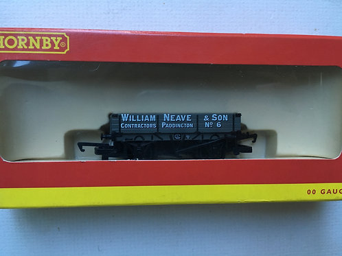 R.6111 3 PLANK WAGON 'WILLIAM NEAVE'