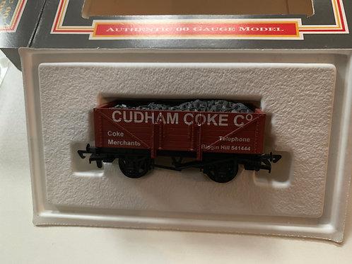 5 PLANK WAGON CUDHAM COKE - BIGGIN HILL - LIMITED EDITION