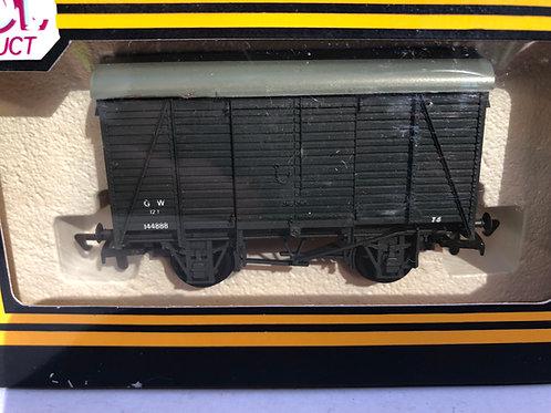B15 - 12 TON BOX VAN GWR GREY 144888