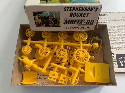 SERIES 1 STEPHENSON'S ROCKET MODEL KIT