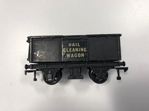 4654 RAIL CLEANING WAGON (2 OR 3 RAIL)