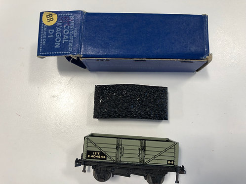 32025 COAL WAGON D1 (B.R.) BOXED 10/1952