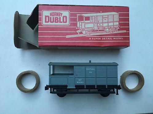 4312 GOODS BRAKE VAN SOUTHALL W56421 (metal couplings) - BOXED