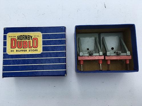 32100 2 x D1 BUFFER STOPS BOXED (BLUE STRIPE)