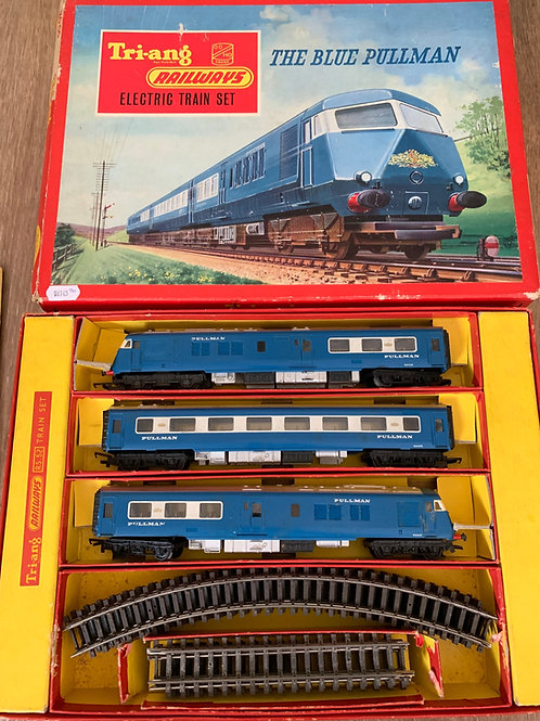 RS.52 THE BLUE PULLMAN ELECTRIC TRAIN SET