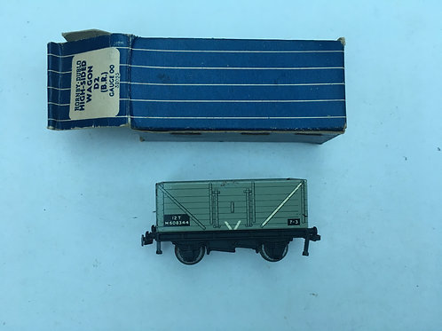 32055 D2 HIGH SIDED WAGON (B.R.) BOXED