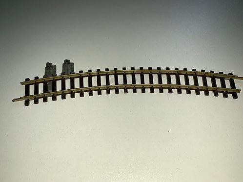 2713 CURVED TERMINAL RAIL
