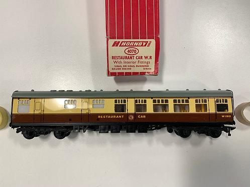 4070 W.R. RESTAURANT CAR - W1910