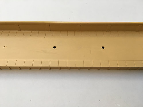 5086 / 5087 PLATFORM EXTENSION WITH FENCE FOR MOULDED KITS