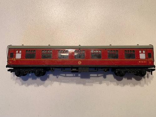 4062 OPEN CORRIDOR COACH 1ST CLASS B.R. M3002