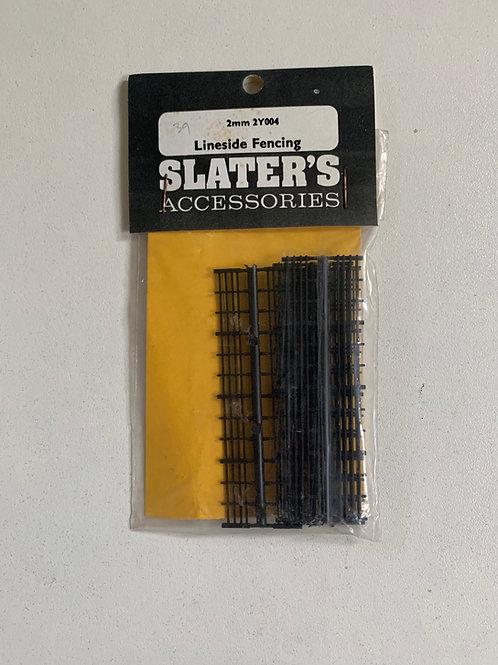 SLATER'S N GAUGE - 2Y004 LINESIDE FENCING