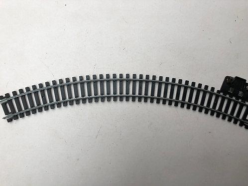 45° CURVED TRACK R=360 N3030 TERMINAL RAIL