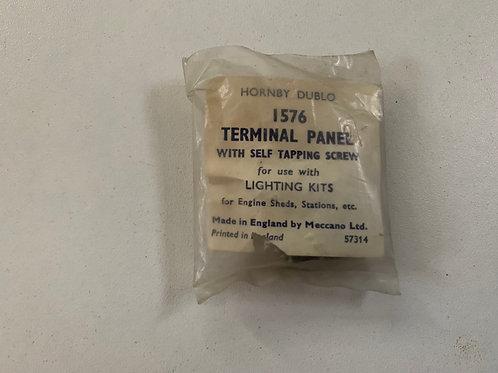 1576 57314 TERMINAL PANEL FOR LIGHTING KITS