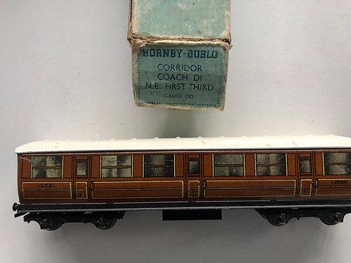 32010 LNER TEAK 1ST / 3RD 42759 BOXED 1/1949