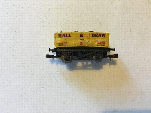 HALL & DEAN 7 PLANK WAGON