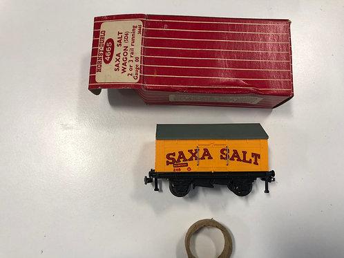 4665 SAXA SALT WAGON (SD6) (metal couplings) - BOXED