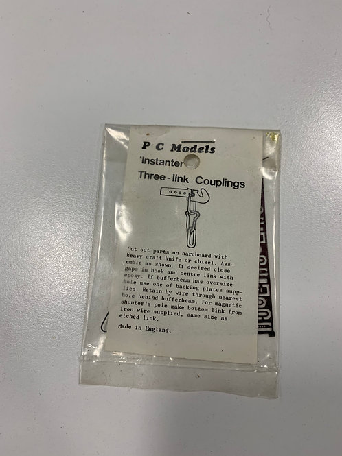 PC MODELS INSTANTER THREE-LINK COUPLINGS (10)