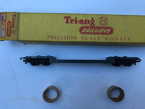 T.173 BOGIE WELL WAGON S61077