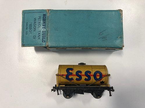 D1 PETROL TANK WAGON ESSO - BOXED 3/1948