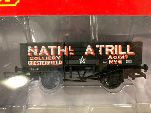 R.6653 5 PLANK WAGON NATHAN ATRILL No 6 - CHESTERFIELD