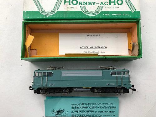 HORNBY-ACHO 638 BO BO 16009 SNCF LOCOMOTIVE