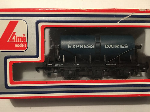 305643W EXPRESS DAIRIES TANK WAGON