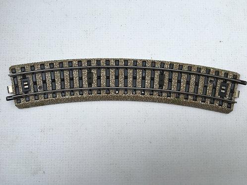 MARKLIN M 5206 10x FULL CURVE 24°