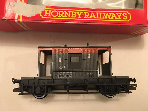 R.048 20 TON BRAKE VAN CAR
