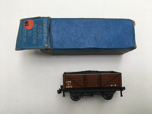 32025 COAL WAGON D1 (L.M.S.) BOXED